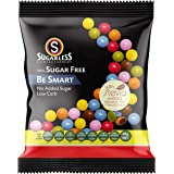 The Sugarless Company A Be Smart Chocolate Beans, 90 g