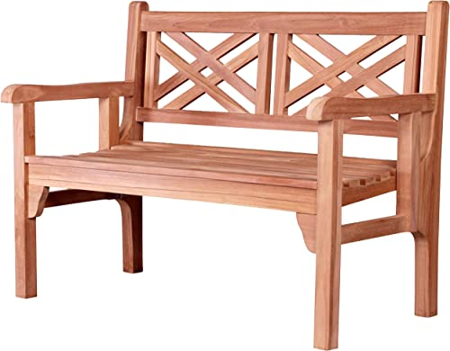 KindTEAK 2 Seats Bench