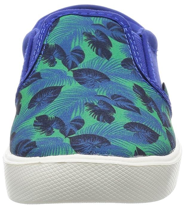 Crocs 204117, Zapatos de Cordones Oxford Unisex Niños, Verde (Green Palm), 23-24 EU