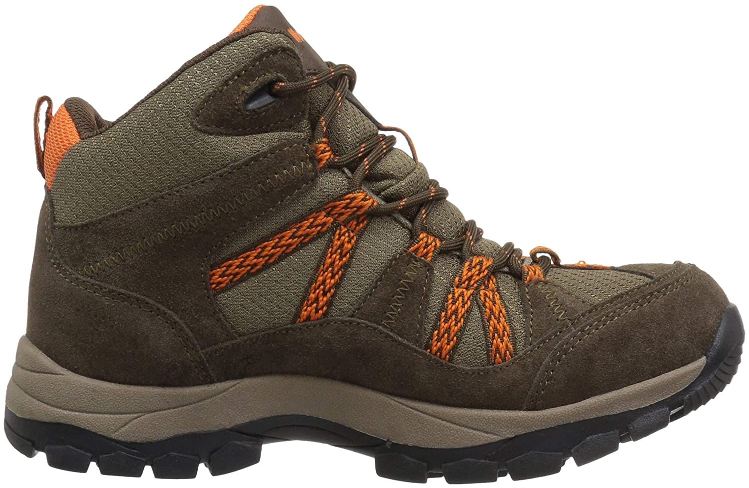 Northside Freemont Leather Mid Waterproof Hiking Boot Little Kid//Big Kid Triple T Trading FREEMONT WP-K