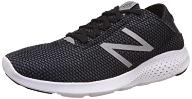 New Balance Men's Vazee Coast v2 Running Shoe, Black/White, ...