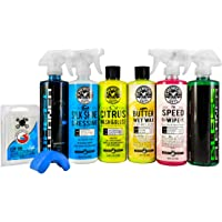 $55 » Chemical Guys HOL123 Complete Car Care Kit (14 Items), 112 fl. oz