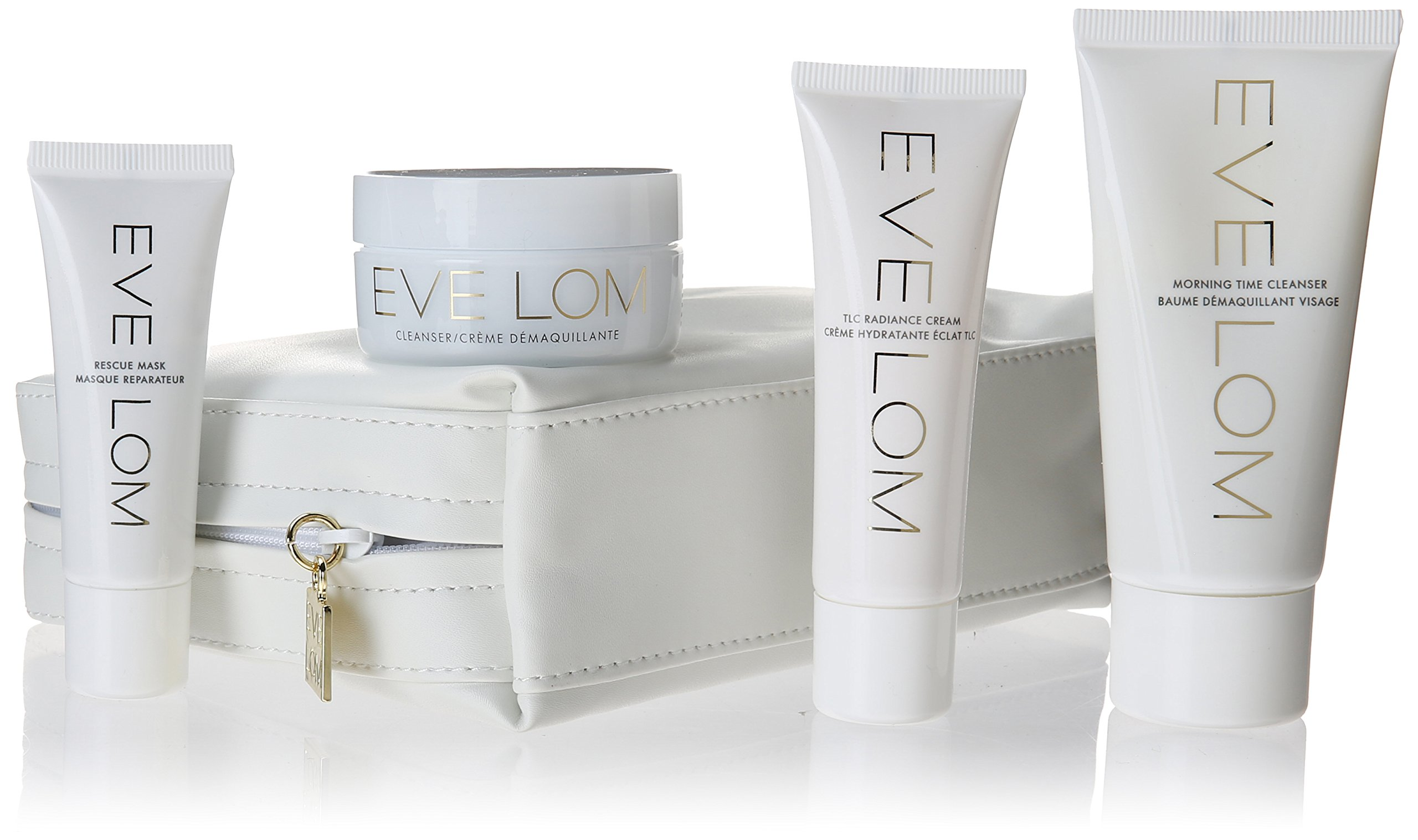 Eve Lom Travel Essentials Collection, 5 Count