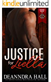 Justice for Liella (Police and Fire: Operation Alpha) (Bluegrass Bravery Book 8)