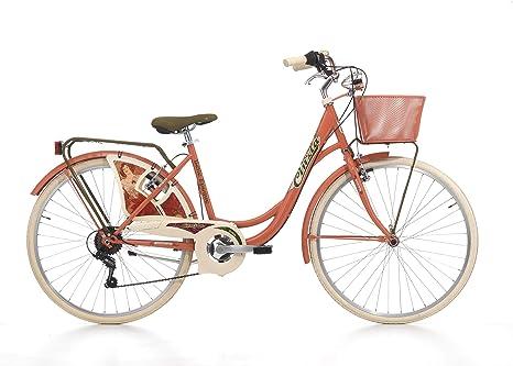 26 Pulgadas Cinzia Belle Epoque Mujer City Bicicleta de 6 Marchas ...
