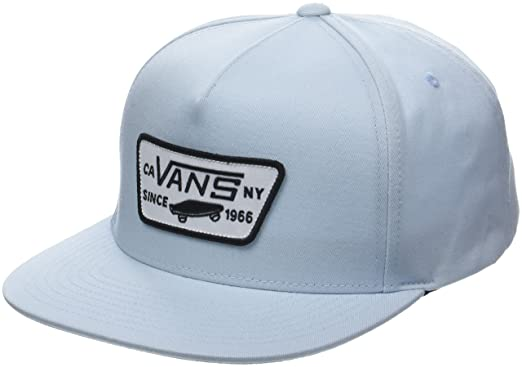 Vans Apparel Men s Full Patch Snapback Baseball Cap c5c06f1ed85