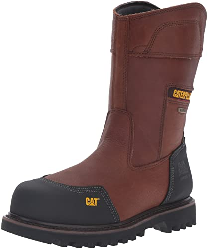 9a538e69e55 Caterpillar Men's Configure Pull on Waterproof Comp Toe Industrial and  Construction Shoe