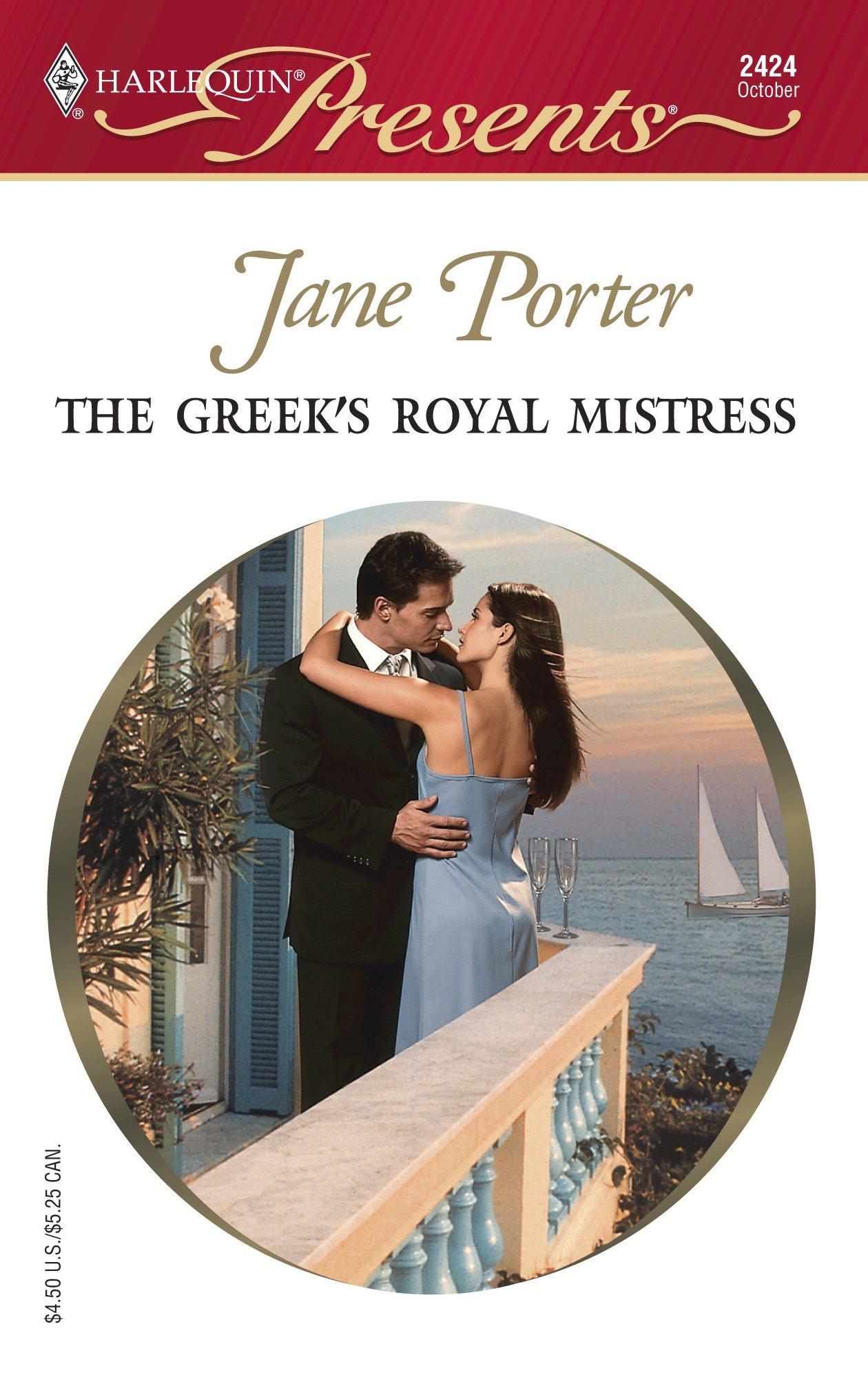 Download The Greek's Royal Mistress ebook