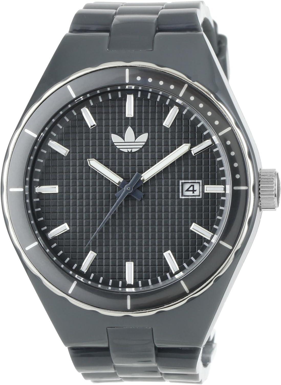 Adidas Men s ADH2069 Gray Cambridge Analog Watch