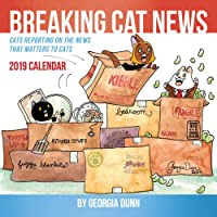 Breaking Cat News 2019 Calendar