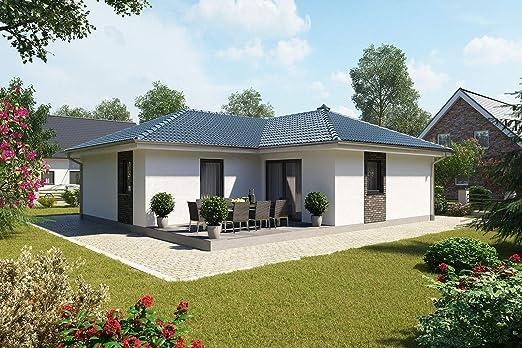 Venera - Kit de construcción para casa, bungalow en ángulo Achat: Amazon.es: Jardín