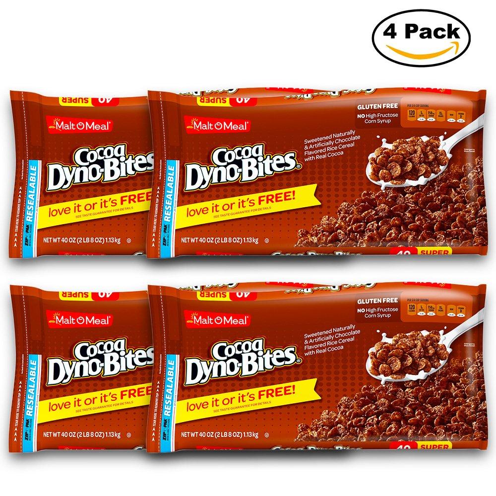 Amazon.com: Malt-O-Meal® Brand Cereals, Smores, 24-Ounce