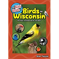 The Kids' Guide to Birds of Wisconsin: Fun Facts, Activities and 86 Cool Birds (Birding Children's Books)
