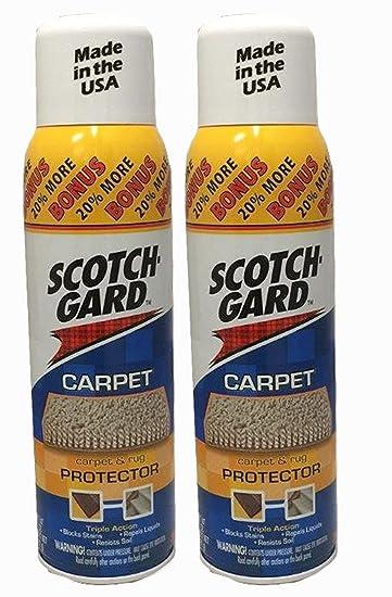 Amazon Com Scotchgard Carpet And Rug Protector 17 Ounce