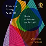 Chaconnes And Fantasias - Music Of Britten And Purcell