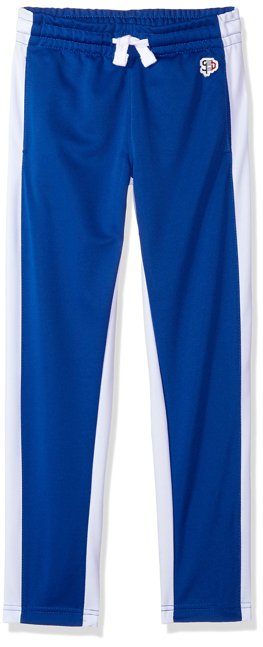 Southpole Boys' Big Athletic Track Pants Open Bottom, Royal, X-Large