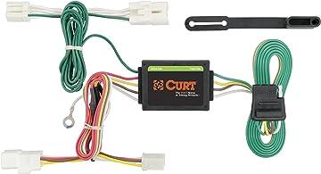 amazon com curt manufacturing 56247 custom wiring harness automotive rh amazon com top wiring harness manufacturers Engine Wiring Harness