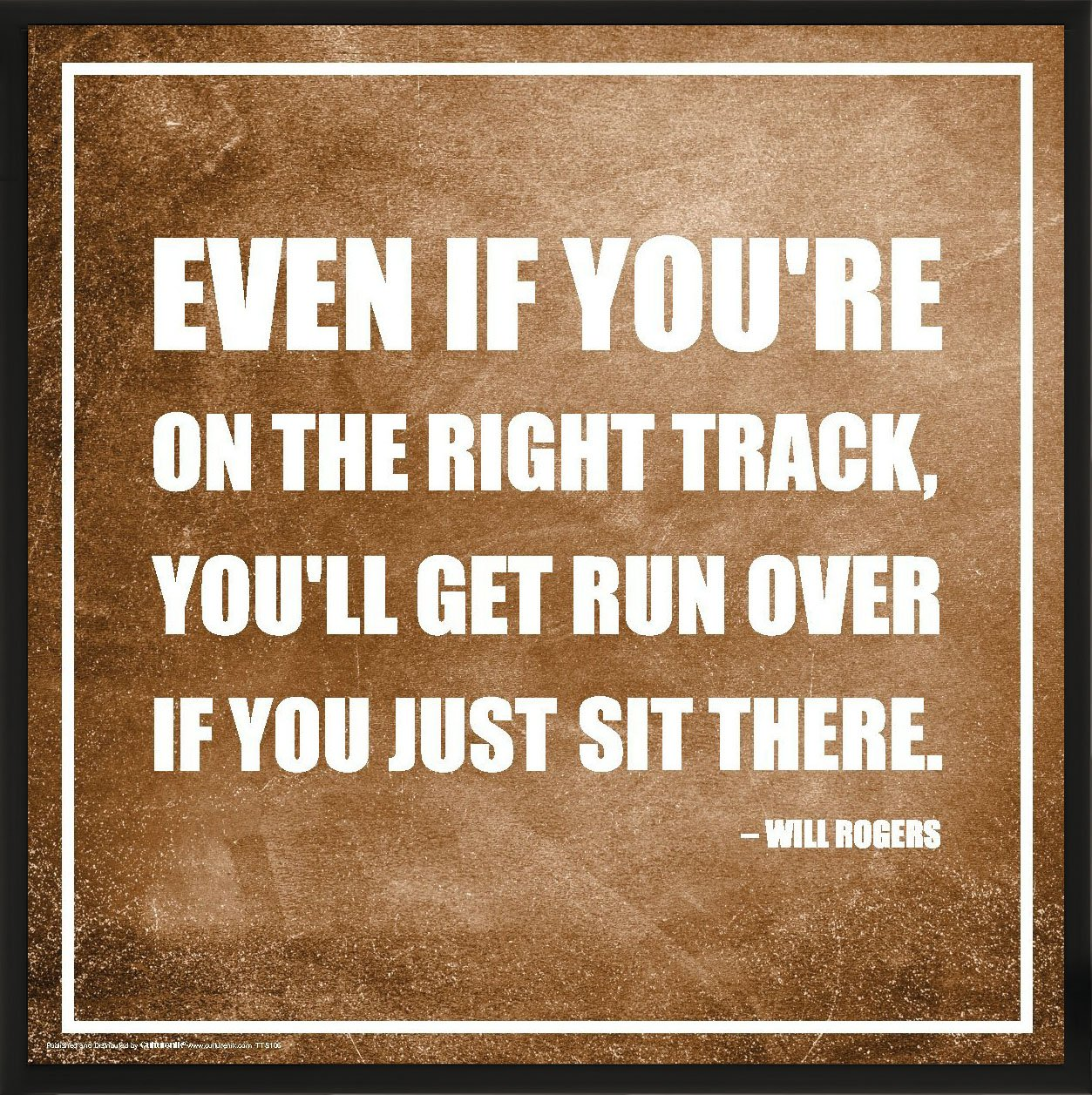 Amazoncom Will Rogers Right Track Inspirational Motivational