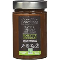 Dardenne Pâte à Tartiner Noisettes Chocolat 100% Végétal 300 g