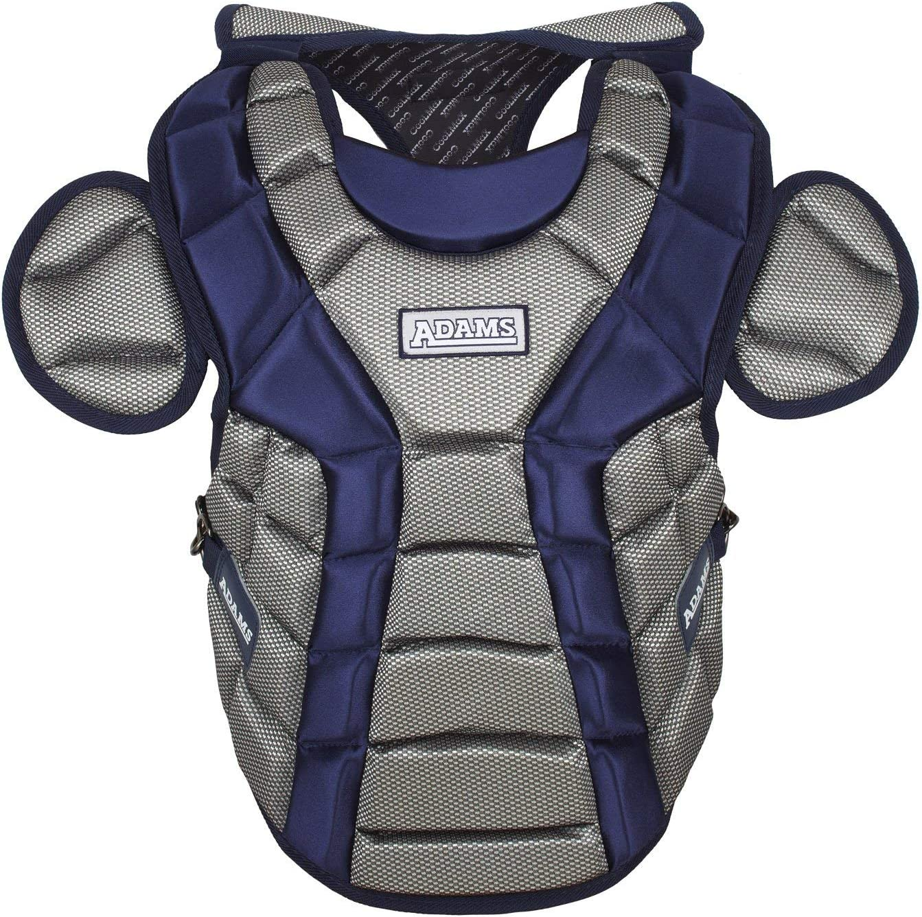 Adams acp-13 Youth Chest Protector with Detachable Tail (13インチ) ネイビー