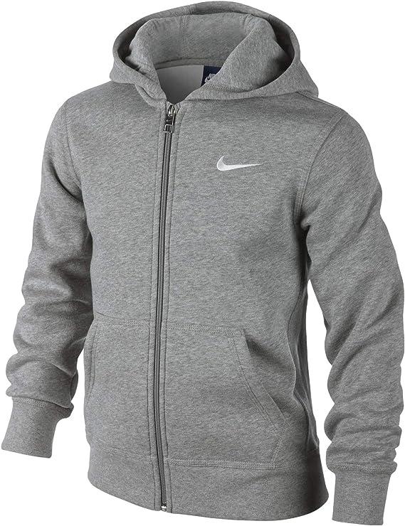 Nike 619069-010 - Sudadera con capucha para niños: Amazon.es: Ropa ...
