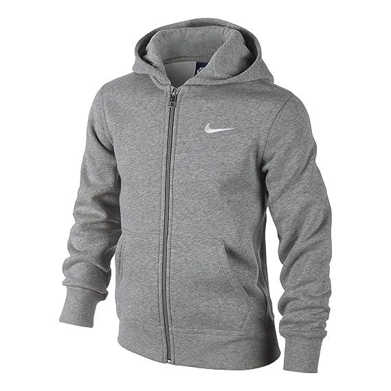 Nike, Felpa Young Athlete 76 in Pile Spazzolato Bambino