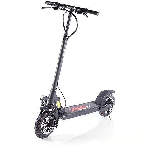Wizzard 2.5 - Patinete eléctrico con 35 km/h velocidad y ...