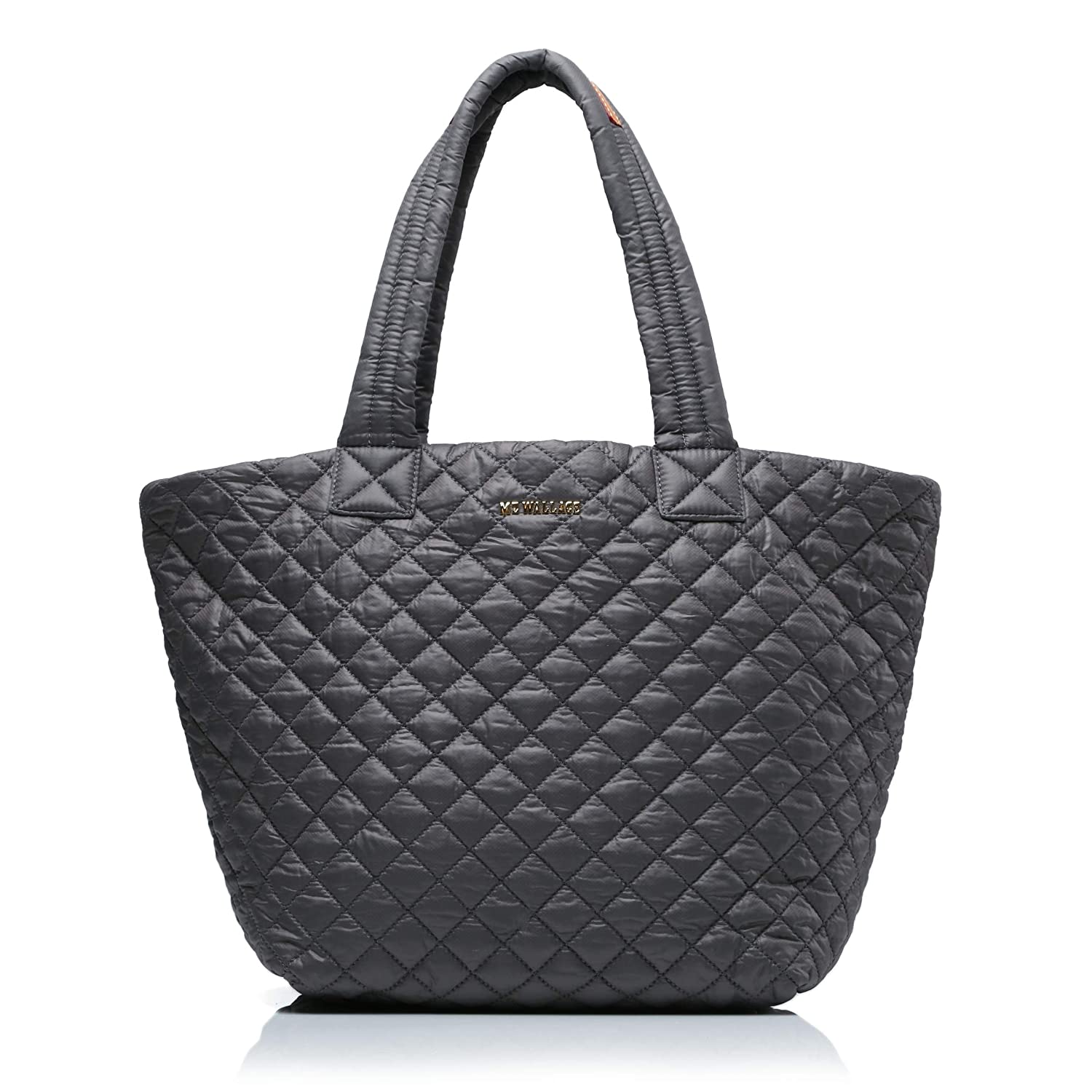 1b1f03d92fcd Amazon.com: MZ Wallace Women's Medium Metro Tote, Magnet, One Size: Shoes