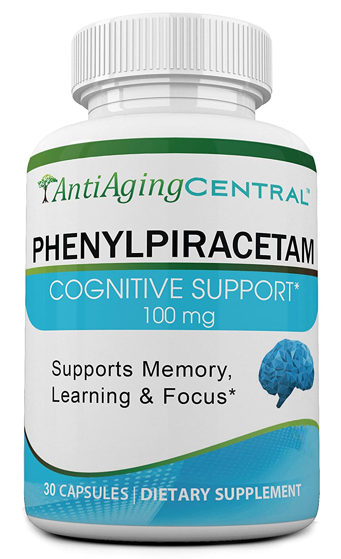 Phenylpiracetam 100 mg   30 Capsules