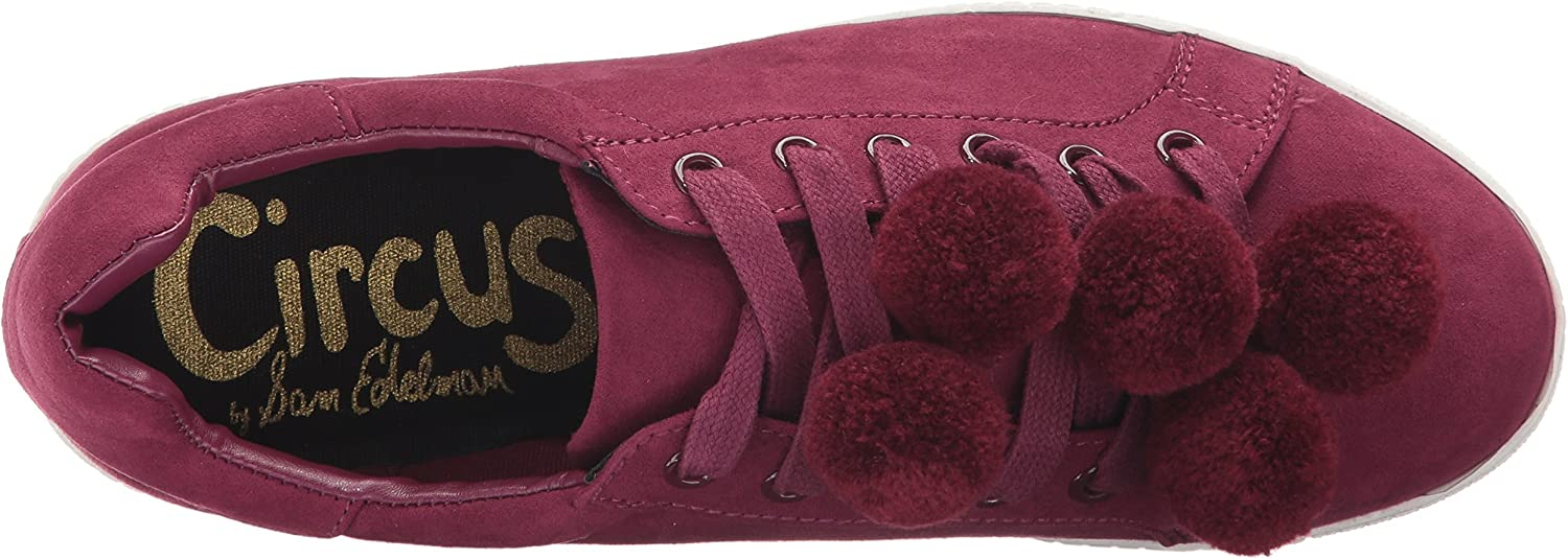 Circus by Sam Edelman Womens Carmela Fabric Low Top Lace Up Fashion Sneakers