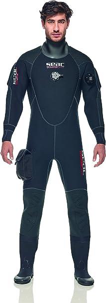 SEAC Mens Warmdry 4mm Neoprene Dry Suit