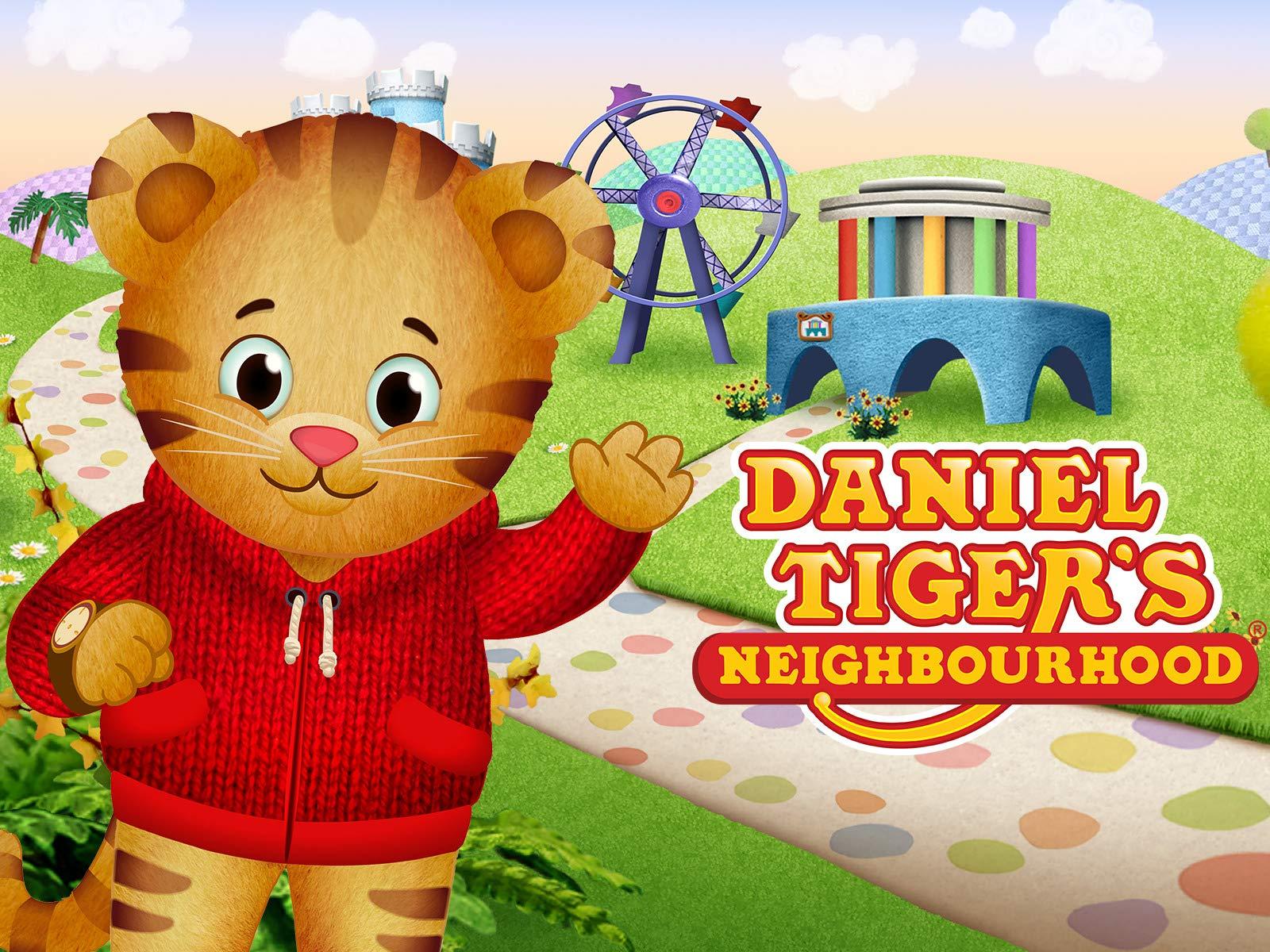 Daniel Tiger's Neighbourhood on Amazon Prime Video UK