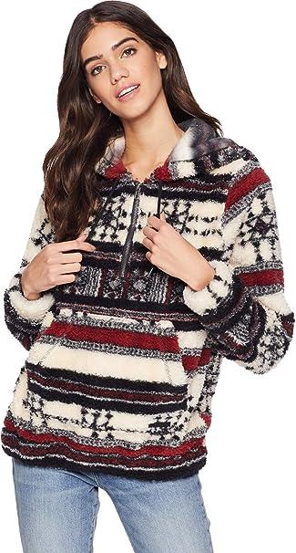 Billabong Womens Cozy For Keeps Fleece Hoodie