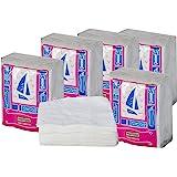Mystique Super Soft Table Grace Tissue paper Napkin - 90 Pieces, Pack of 5 (450 Pieces)