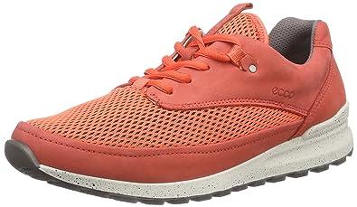 c1c0a1457014 Ecco CS14 Ladies, Damen Sneakers, Rot (Coral Blush Coral BLUSH59405),