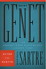 Saint Genet: Actor and Martyr Kindle Edition