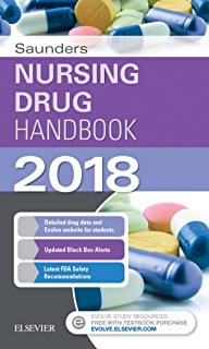 Clinical nursing skills and techniques e book kindle edition by saunders nursing drug handbook 2018 e book fandeluxe Gallery