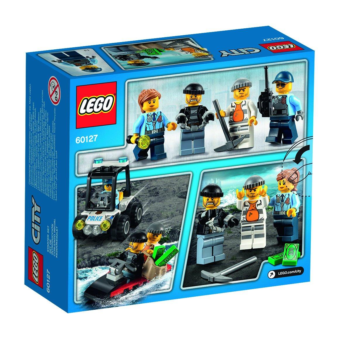 инструкция как собрать лего police series