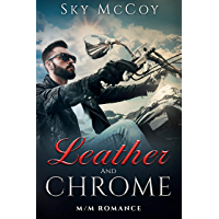 Leather and Chrome: M/M Romance (English Edition)