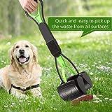 PPOGOO Non-Breakable Pet Pooper Scooper for Dogs
