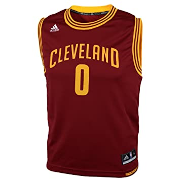 best sneakers fc355 a73b7 Kevin Love Cleveland Cavaliers Adidas NBA Replica Youth ...