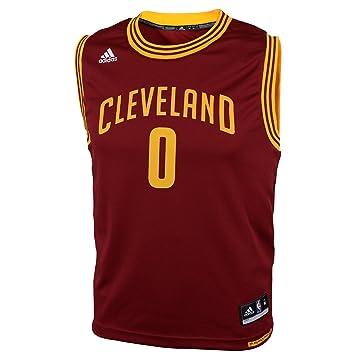 Adidas Kevin Love Cleveland Cavaliers NBA Replica Juvenil Youth - Camiseta, XL: Amazon.es: Deportes y aire libre