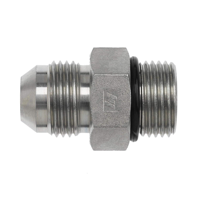 "5404-06-06  Hydraulic Adapter Fitting 3//8/"" Male NPT X 3//8/"" Male NPT 5"