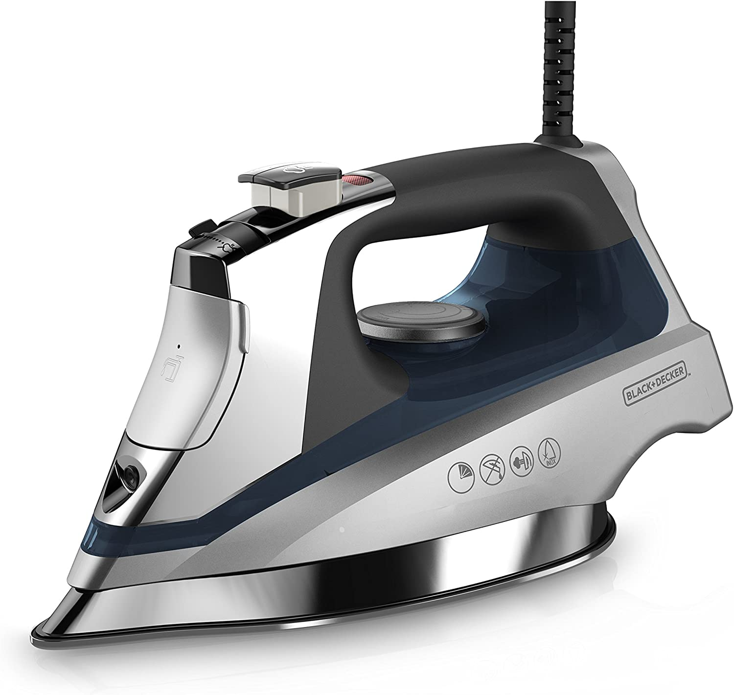 Best Professional: Black Decker Professional D3030 Steam Iron