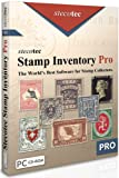 Stamp Collecting Software: Stecotec Stamp Inventory Pro - Collection Management for Stamps and Accessories - Philately Program for Collectors - Digital Organiser / Album -