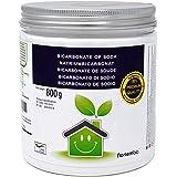 NortemBio Bicarbonate de Soude 800g, Intrant de la Production Biologique, Qualité Supérieure, 100% Naturel. Développé en France.
