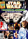 Star Wars Vol. #1 Technical Journal of the Planet Tatooine