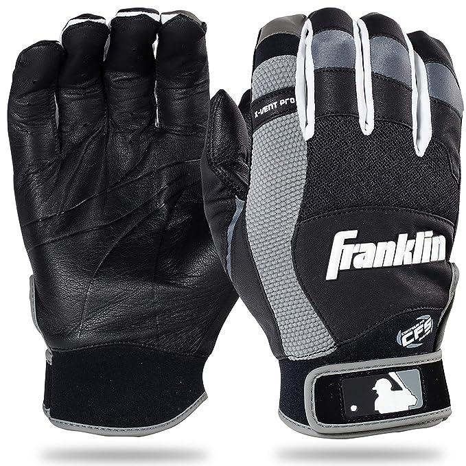 Amazon.com: Franklin Sports MLB X-Vent Pro - Guantes de ...