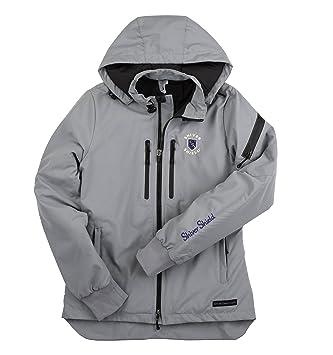 Estremecimiento Shield chaqueta aislante para mujer para frío extremo temperaturas - gris, mujer, gris: Amazon.es: Deportes y aire libre