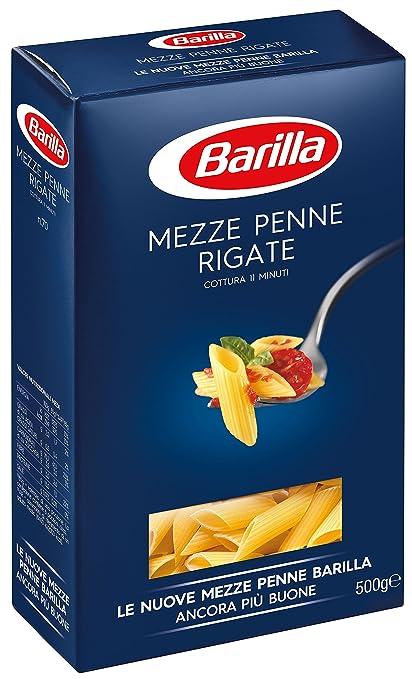 34 opinioni per Barilla- Mezze Penne Rigate, 500 g
